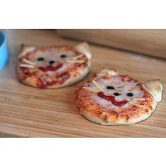 Kitty pizza :)