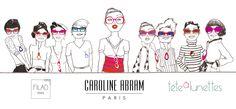 Accueil - CAROLINE ABRAM - L'univers des accessoires et bijoux optique | #mido