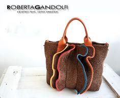 Roberta Gandolfi #bags collection #handbags #women #womenbags #ItalianFashion