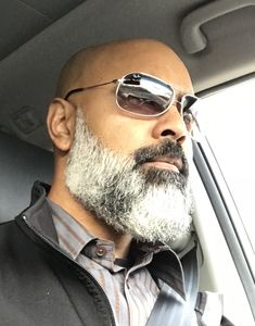 The Beard & The Beautiful Bald Men With Beards, Black Men Beards, Bald With Beard, Black Beards Styles, Beard Styles Names, Beard Styles For Men, Hair And Beard Styles, Bald Beard Styles, Short Hair And Beard