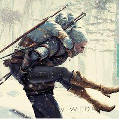 The Witcher Wild Hunt Image - Zerochan Anime Image Board The Witcher Wild Hunt, The Witcher Game, The Witcher Books, Ciri Witcher, The Witcher Geralt, Witcher Art, Character Concept, Character Art, Witcher Wallpaper