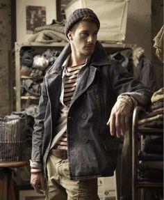 Classic nautical #men #style
