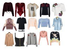 """L.D."" by lumadhayllon on Polyvore featuring moda, NLY Trend, Dolce&Gabbana, Oscar de la Renta, 3.1 Phillip Lim, Dagmar, Givenchy, Miss Selfridge, Collectif e Wildfox"
