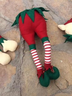 Elf butt with Legs for Christmas tree- decorations -whimsical-elf legs picks-elves,RAZ Christmas Fun Christmas, Christmas Present Boxes, Christmas Elf Doll, Christmas Decorations For The Home, Etsy Christmas, Christmas Tree Toppers, Diy Christmas Gifts, Christmas Stockings, Christmas Wreaths