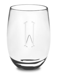 Williams-Sonoma DuraClear Stemless Red Wine Glasses $79.95 to 89.95