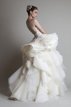 krikor-jabotian-couture-2014-sleeveless-wedding-dress-illusion-back.jpg 667×1,000 pixels