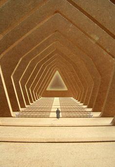 LA geometría variable del prototipo de Iglesia de Arquitectos Vaillo+Irigay Church-Foto2.08