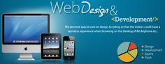 Web design&development.  http://www.canopussoft.com/
