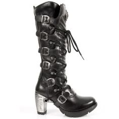 Chaussure New Rock M.TR004-S1