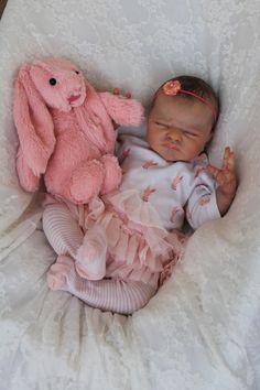 Newborn Love Nursery Reborn Miracle by Laura Eagles