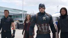 #CaptainAmericaCivilWar hashtag a Twitteren