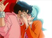 "Sailor Moon SuperS  Episode 148    A True Reflection    Jap.148 ""Shadow of Great Evil! The Trio is Cornered"""
