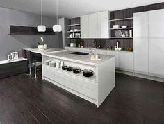 Cadbury Kitchens - contemporary Kitchens