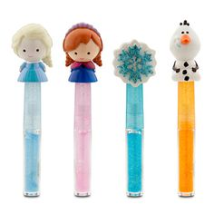 Frozen lip balm set....don't really want the lip balm though - just want the little guys. lol