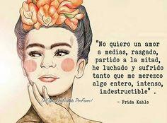 #Frida #Amor #MerezcoUnAmor