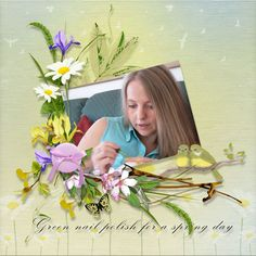 Our digital scrapbooking tutorials help you to create your perfect digital scrapbook and our digital scrapbooking store provides you with all the necessary tools