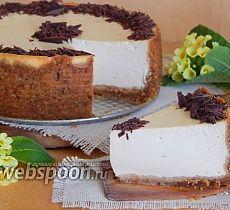 Очень нежный, сливочный с тонким ароматом топленого молока и ванили - сырник из ряженки!