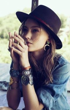 21 Ideas Fashion Boho Chic Casual Hats For 2019 Womens Fashion Casual Summer, Latest Fashion For Women, Trendy Fashion, Trendy Style, Fashion Women, Affordable Fashion, Boho Style, Cheap Fashion, Fashion Styles