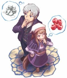 The sequel to Spice and Wolf was released in the Dengeki Bunko Magazine (Vol. that went on sale today. Wolf Information, Spice And Wolf Holo, Manga, Wolf Deviantart, Giant Bomb, Wolf Quotes, Wolf Wallpaper, Wolf Pictures, Art