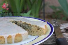 Pressure Cooker GF Lemon Poppy Seed Cake