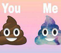 You vs me
