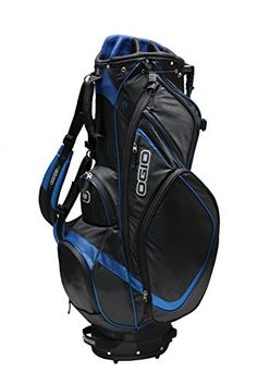 55b90364bd4f Your next round of golf may be a little bit smoother and will definitely be  a lot more fun when you play with this beautiful stand bag from Ogio.