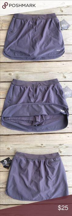 NWT Slazenger Skirt with built-in shorts NWT