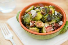 Warm_Brussel_Sprouts_Bacon_Candied_Pecans_fifteenspatulas_