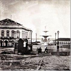 Chafariz da Praça da Matriz 1866