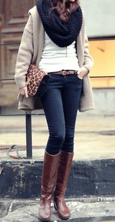 #fall #fashion / kni