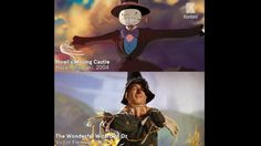 Watch: Video Juxtaposes Miyazaki's Influences With His Final Products — GeekTyrant
