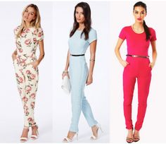 We're in love with jumpsuits ahead of the summer. These are our favourites!