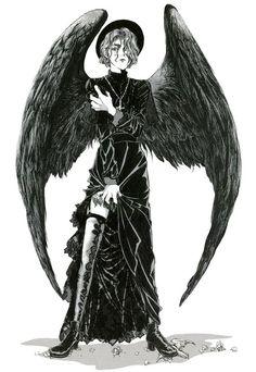 Belial-personagens-de-Angel-Sanctuary