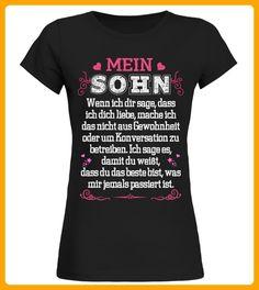 MEIN SOHN  - Shirts für mutter (*Partner-Link)