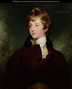 Portrait of Edward Impey 1785-1850 - Sir Thomas Lawrence