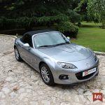 Essai occasion : Mazda MX-5 NC 126 ch 3eme generation, phase II