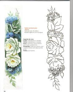 faça já pintura em tecido nº 15 - Thaise Fernandes - Álbuns da web do Picasa