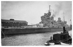 HMS DUKE OF YORK in Australia
