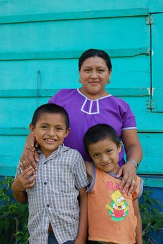 Family, Costa Rica A loving family is everything