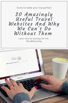 This article lists 20 travel websites that caught our discerning eye for various factors like usefulness, user-friendly interface and authenticity. Holiday Destinations, Travel Destinations, Travel Tips, Travel Hacks, Japan Travel, Italy Travel, Ecuador, Future Travel, Packing Tips
