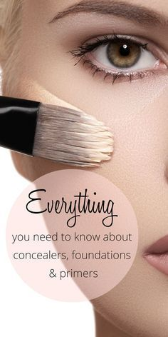 you using the right concealer, foundation, or primer? Check out our quick tips to getting gorgeous skin.Are you using the right concealer, foundation, or primer? Check out our quick tips to getting gorgeous skin. Diy Beauty Hacks, Beauty Hacks For Teens, Beauty Makeup Tips, Makeup Hacks, Beauty Stuff, Diy Hacks, Makeup Ideas, Beauty Products, Eyeliner Hacks