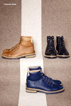 Aigle Fall/Winter 2015 collection!