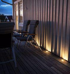LED-valaistus ulos - Terassi ja piha