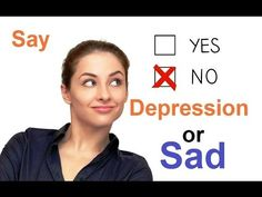 Long Sadness is the first step to get in depression so be awareness about the negative side of sadness , here we are proving basic fun looking tool to give y. Symptoms Of Bipolar Depression, How To Cure Depression, Depression Treatment, Learning To Be, First Step, Clinic, Psychology, Insight, Psicologia