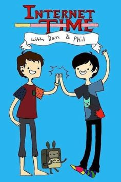 ADVENTURE TIME COME ON GRAB YOUR FRIENDS WE'LL GO TO VERY DISTANT LANDS WITH PHIL THE HUMAN AND DAN THE ALSO HUMAN THE FUN WILL NEVER END ITS ADVENTURE TIMEEEEEEE k I should go