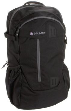25L Pacsafe backpack, secure