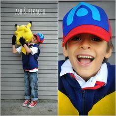 ash and pokemon