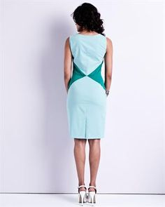 Vipart Geometric Dress