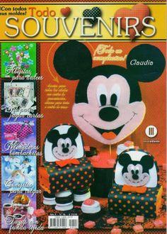 Revista moldes Souvenirs