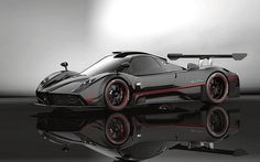 Nice Exotic Car photos – Pagani zonda R